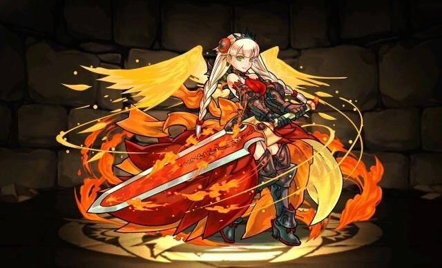 パズドラ 凰華姫神・ヴァルキリーファム