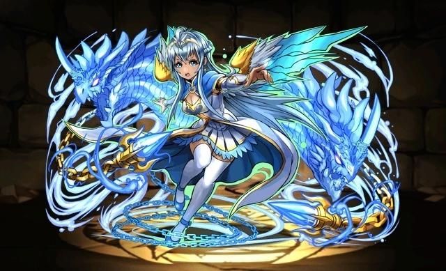 パズドラ 蒼鎖の星海神・アンドロメダ