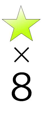 レア度星8